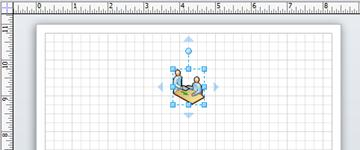 Obrazec se šipkami pro automatické spojení