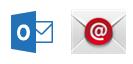 Aplikace Outlook a předdefinovaná e-mailová aplikace pro Android