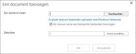 Mit Windows-Explorer hochladen