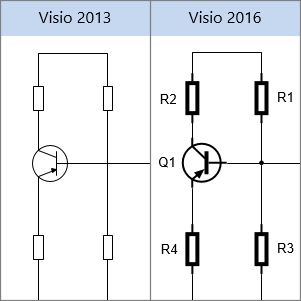 Genuine microsoft visio 2016 professional pro serial key ieee compliant shapes for electrical diagrams ccuart Gallery