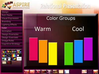 Color Groups