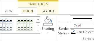 Locate Table Tools