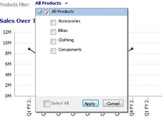 Web Part filter with All Products Selected