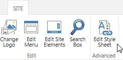 Edit CSS on SharePoint Online Website