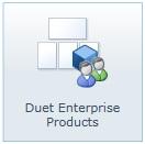 Duet Product Center