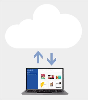 Guardar y compartir archivos en la nube