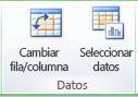 Imagen de cinta de Excel