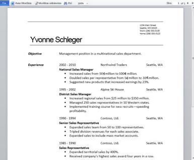 Office Online -näyttö