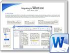Guide de migration Word2010