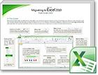 Guide de migration Excel2010