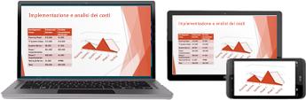 Avviare una riunione online da PowerPoint