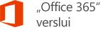 """Office 365 Business"" logotipas"