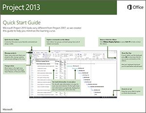 Hurtigstartveiledning for Project 2013