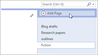 Meer pagina's aan uw notitieblokken toevoegen.