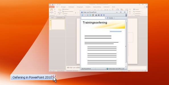 Powerpoint 2010-oefening