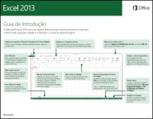Guia de Introdução do Excel 2013