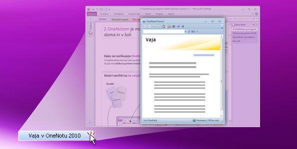onenote 2010 vaja