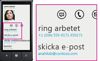 Lync för mobila klienter