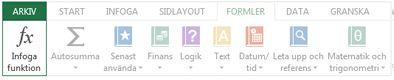 Nya webbfunktioner
