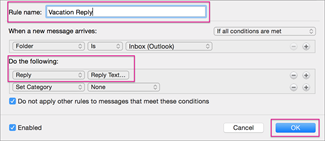 how to change outlook reply to pop out